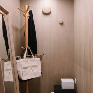Dressing room of Project #13 by Studio Wills + Architects