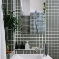 Tiled bathroom of Project #13 by Studio Wills + Architects