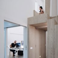 Project #13 is an office for Studio Wills + Architects that doubles up as a home