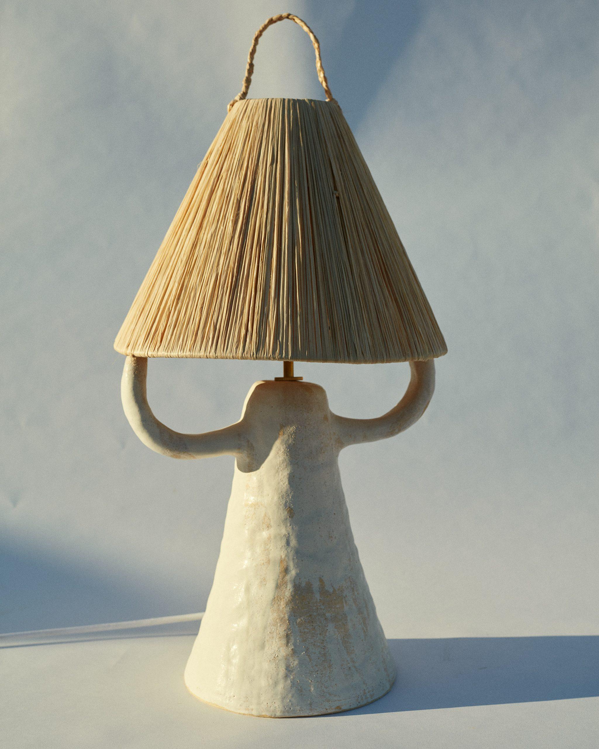 Bona lamp at TRNK's Provenanced exhibition