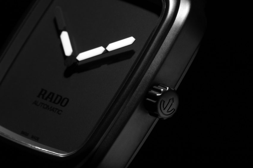 True Square Undigital by YOY for Rado