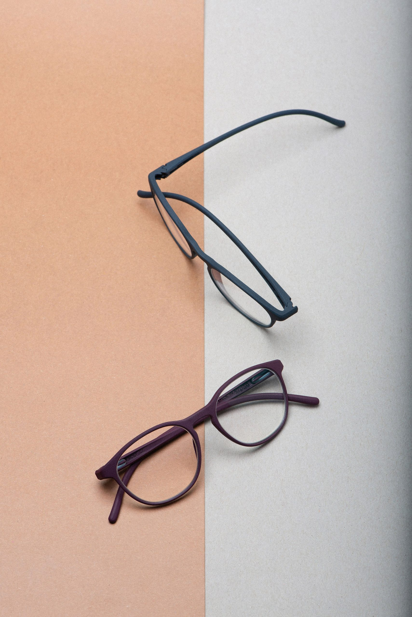 Substance glasses by Rolf
