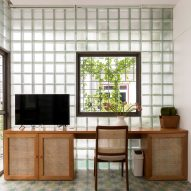 Glass Brick Micro House in Ho Chi Minh City