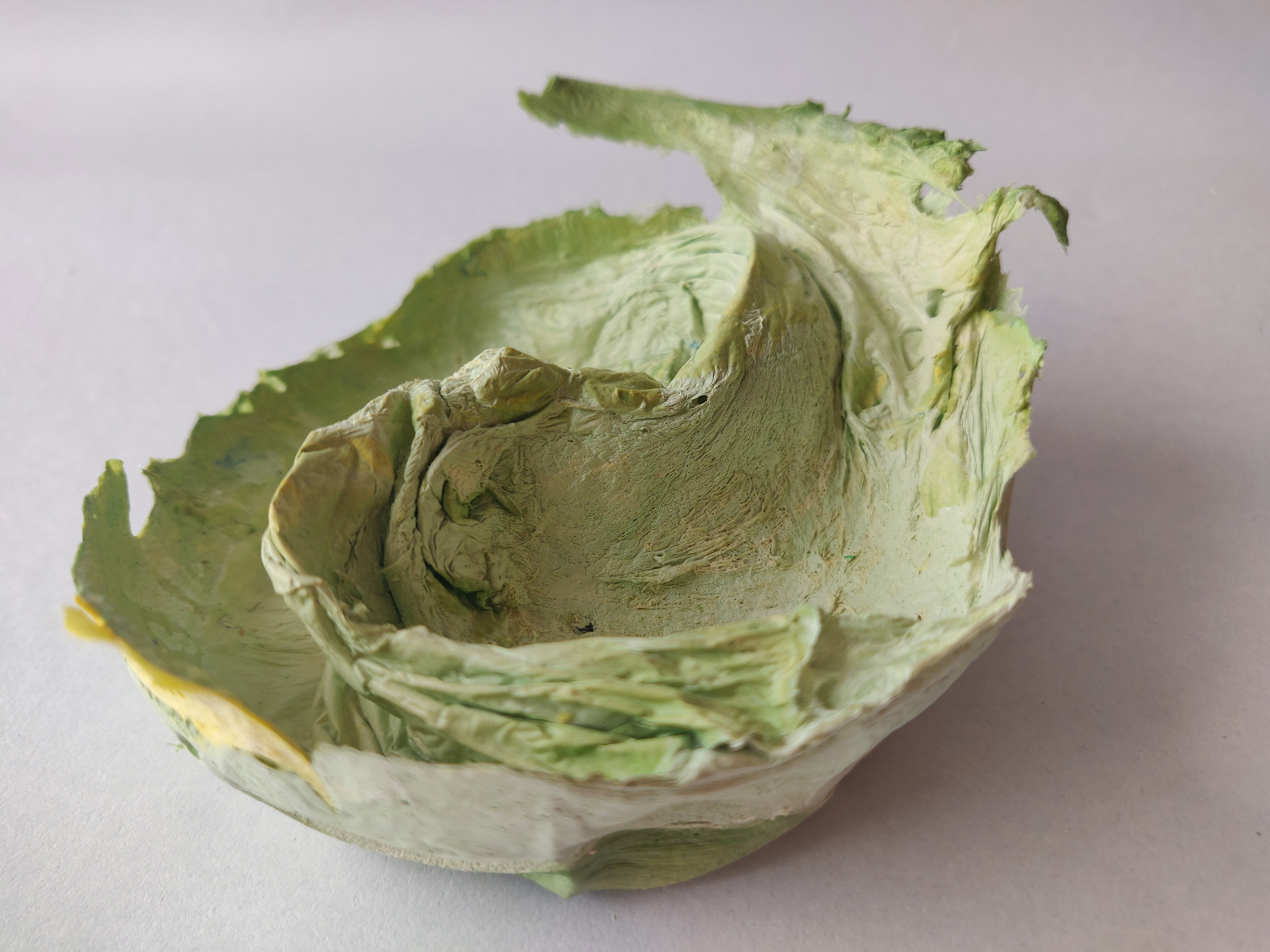 Green bowl from the Jugaad collection