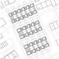 Sandpit Place housing in London by Peter Barber Architects