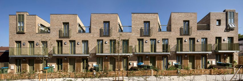 Sandpit Place by Peter Barber Architects