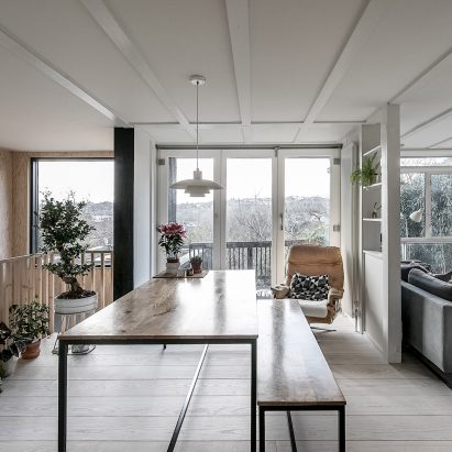 Segal House by Fraher & Findlay