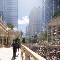 Henning Larsen unveils mixed-use Seoul Valley scheme for South Korea