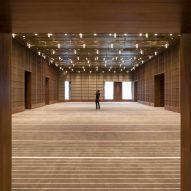 Interiors of The Sukhothai Shanghai hotel