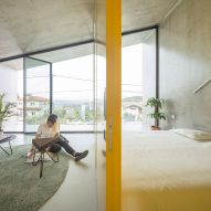 VDC modular prefabricated concrete housing by Summary in Portugal