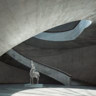 Photos reveal Tadao Ando's completed He Art Museum in China