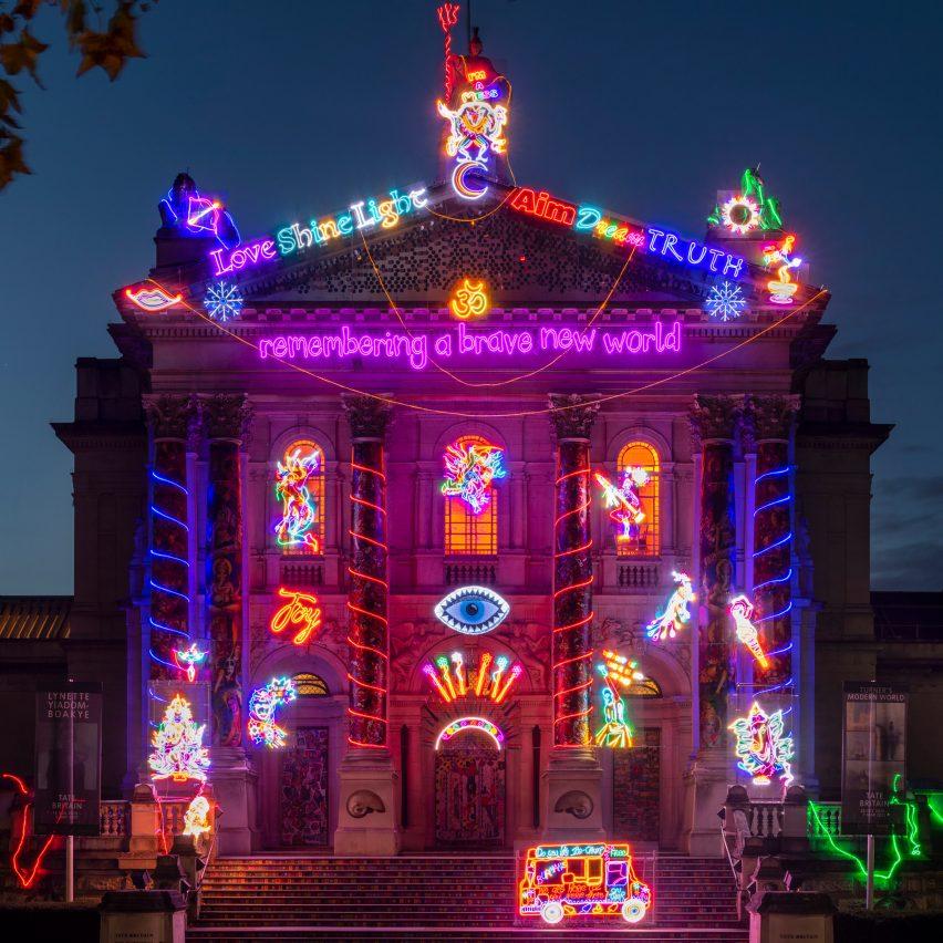 Remembering A Brave New World by Chila Kumari Sigh Burman for Tate Britain