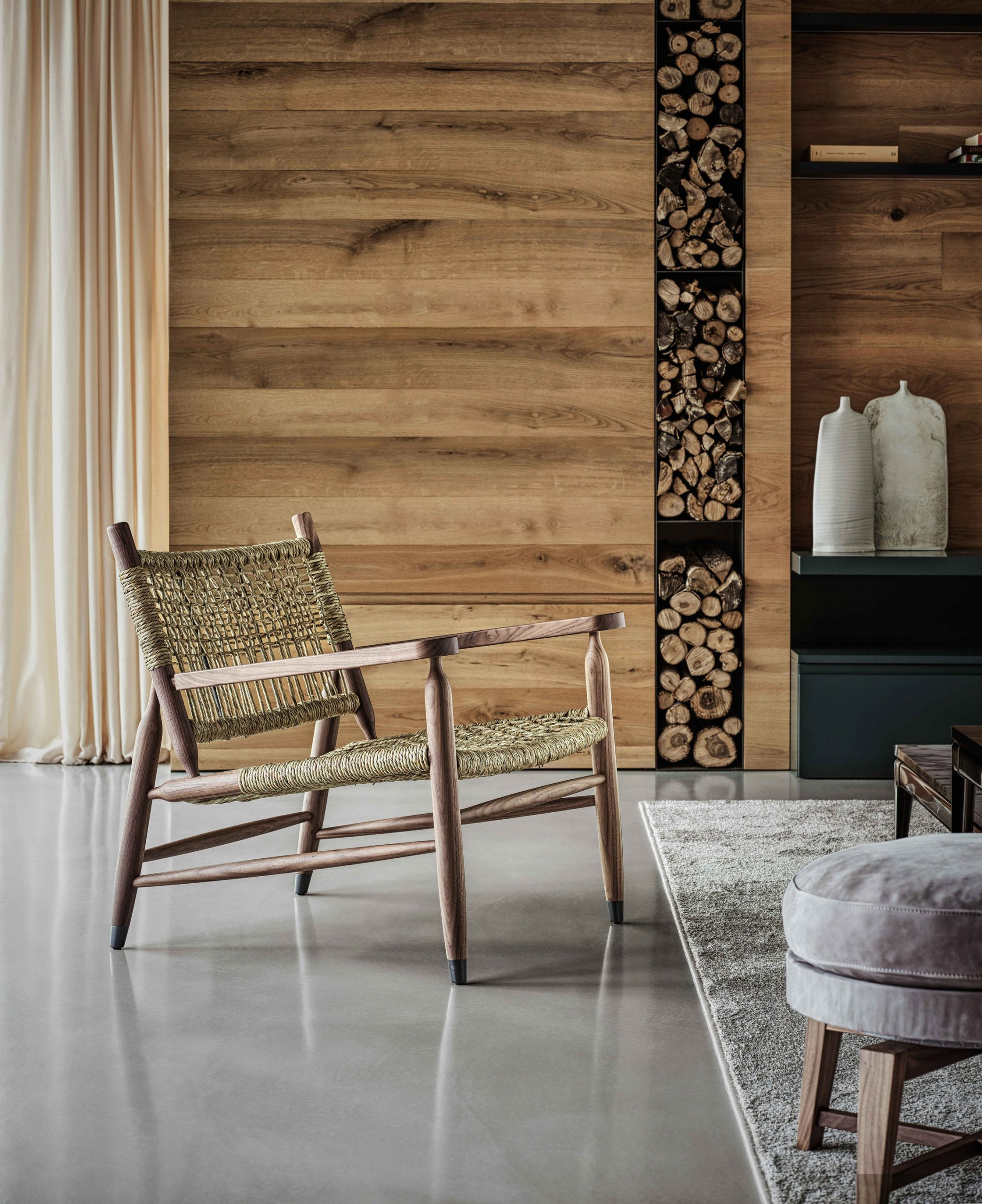 Tessa armchair by Antonio Citterio for Flexform