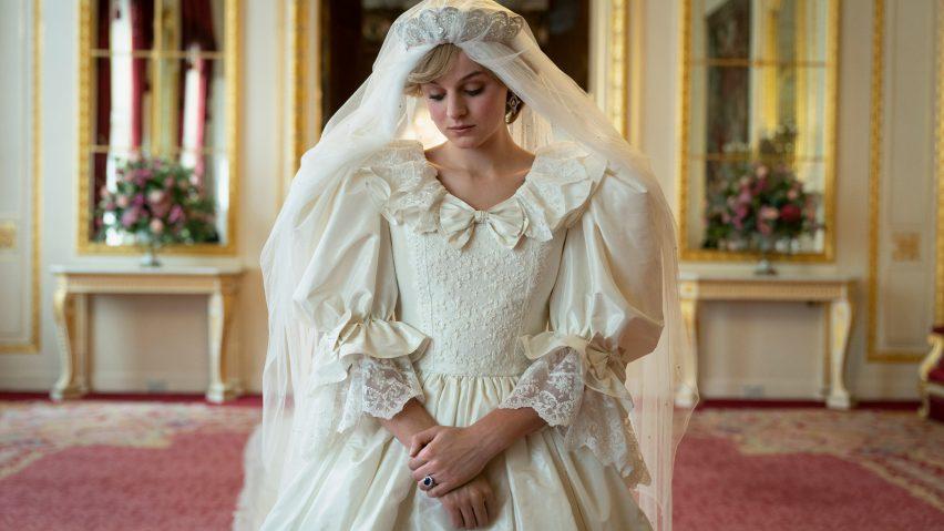 The Crown costume design