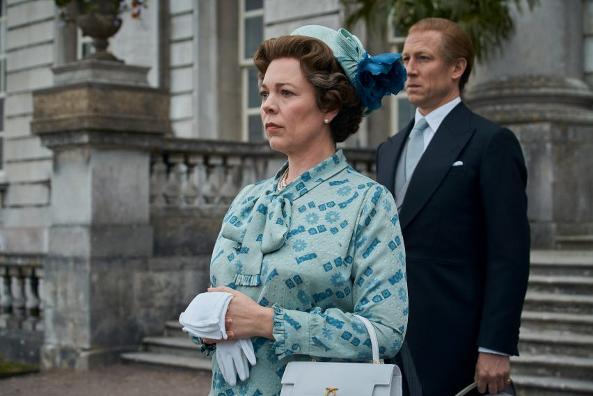 Olivia Coleman as the Queen and Tobias Menzies as Prince Philip in The Crown season 4