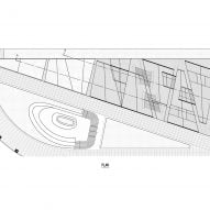 Plan of The Folds by Atelier Scale