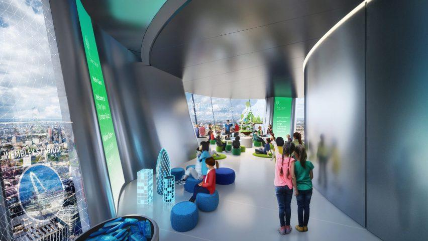Aspire London Space education facility