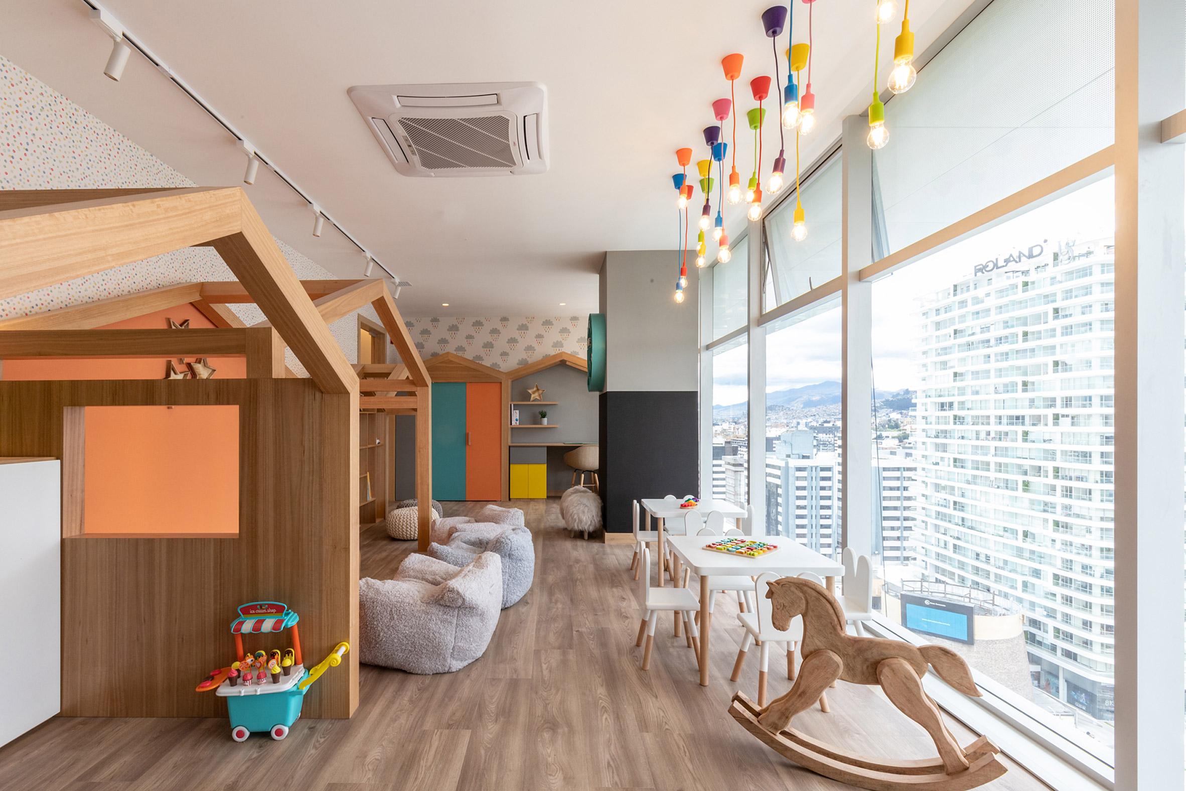 Children's room in Unique by Carlos Zapata