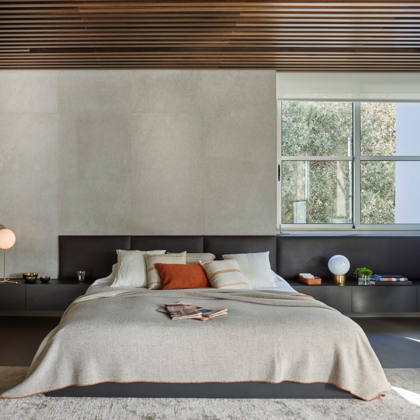 Bedroom in holiday home by YLAB Arquitectos
