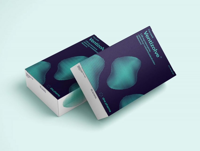 ANTI designed the Ventizolve kit to break away from the typical medical aesthetic