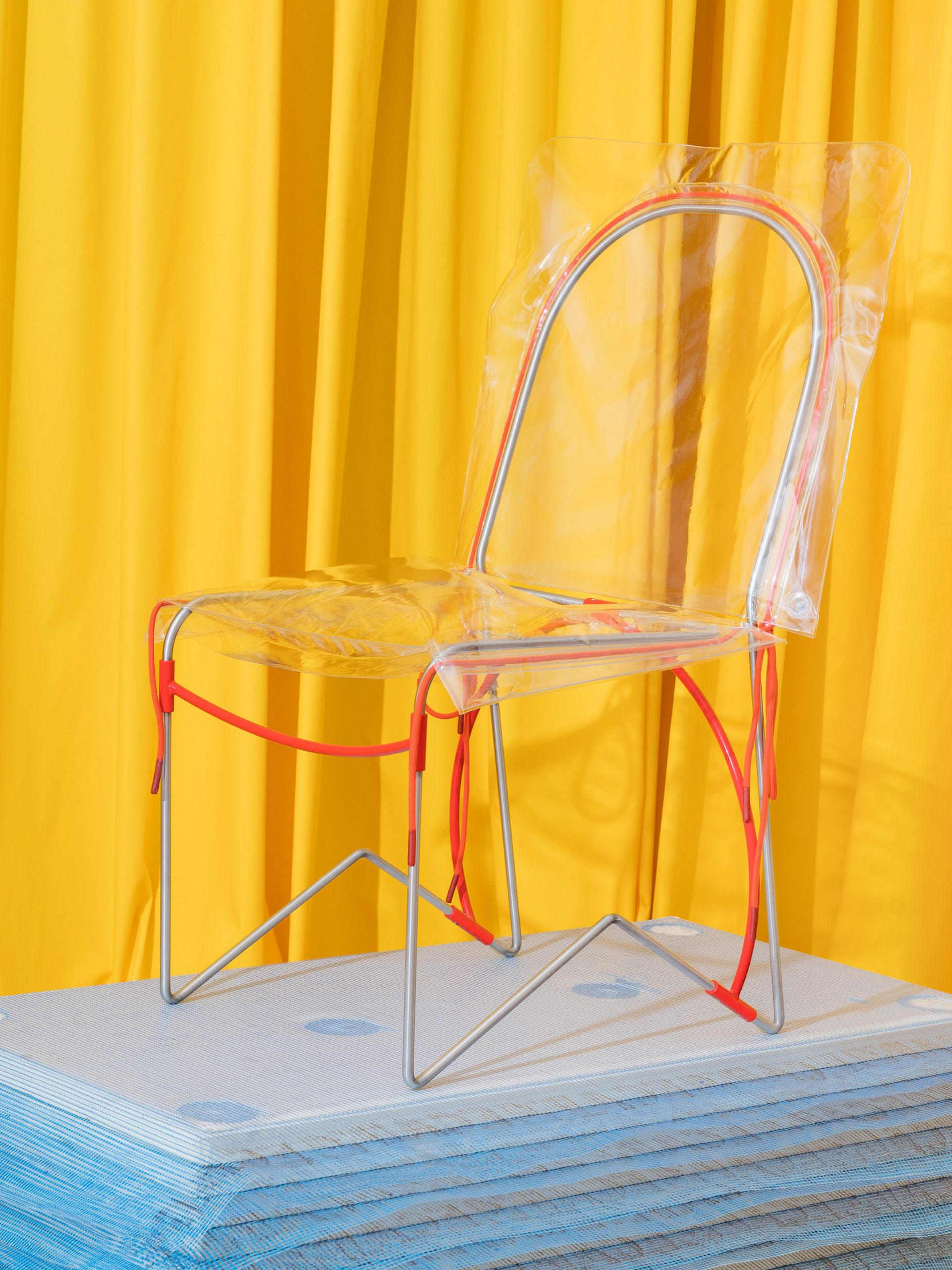 The Zhora chair by Older studio and Alexander Vinther