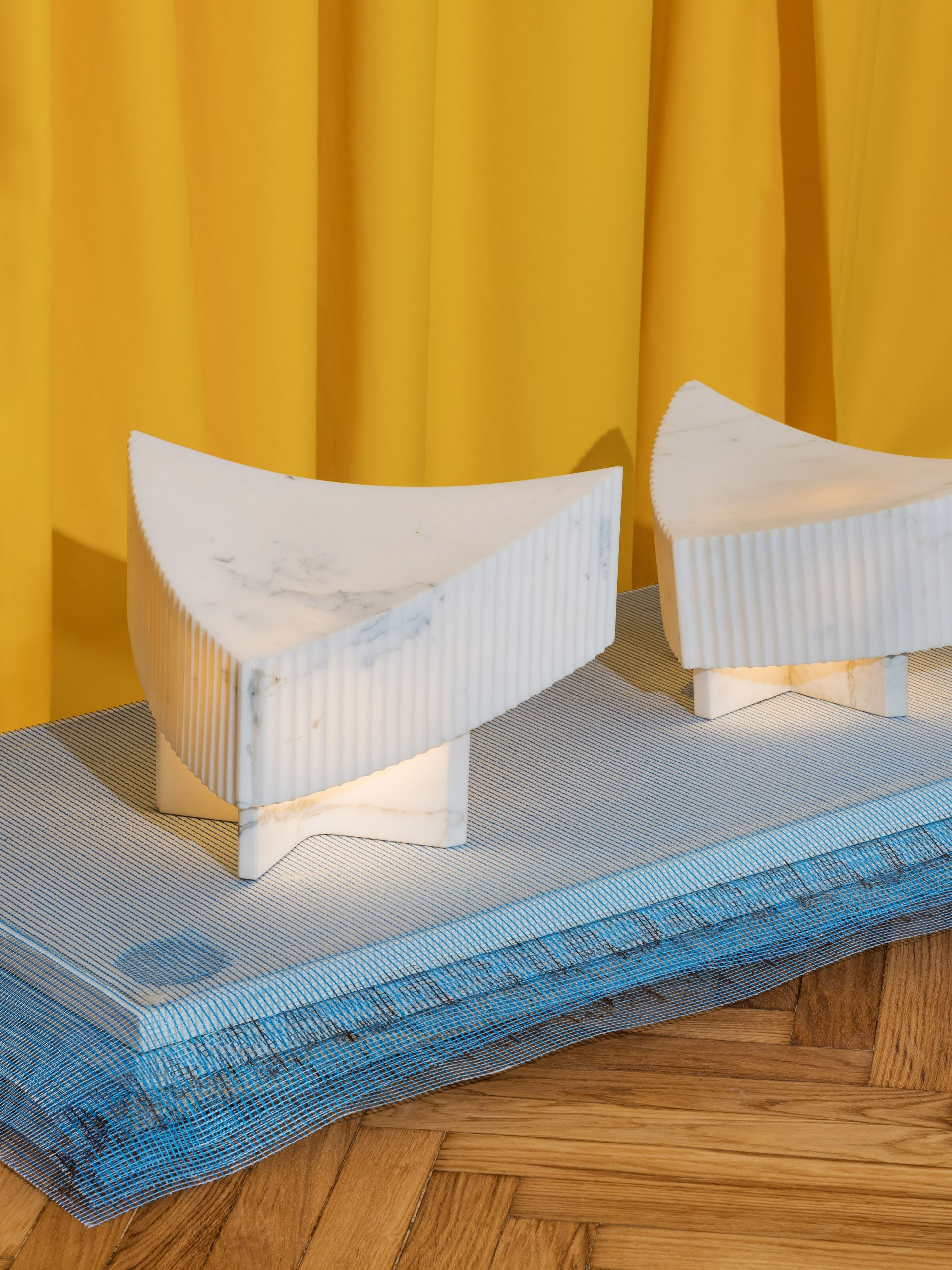 The Gunnol lamps by Older studio and Alexander Vinther