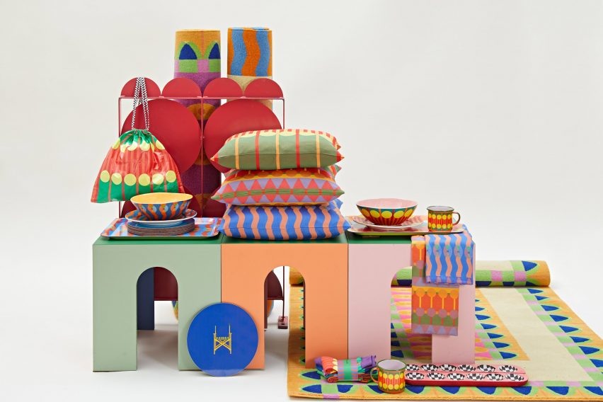 Yinka Ilori homeware collection
