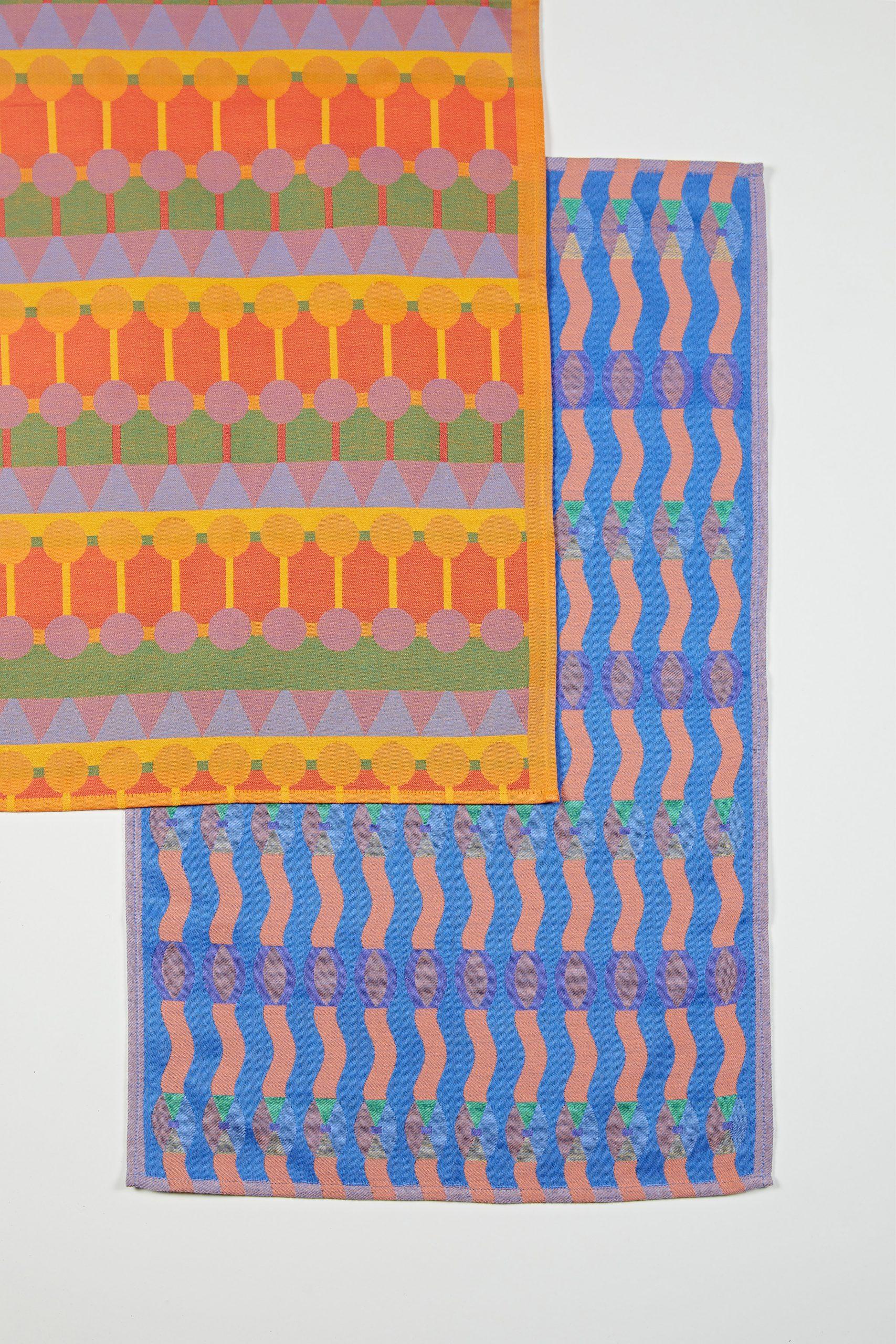 Aami aami and Omi set of tea towels