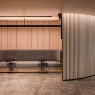 Meeting spaces by Ministry of Design inside YTL Headquarters in Kuala Lumpur