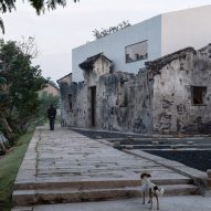 Chinese ruins transformed into museum by Shenzhen Horizontal Design