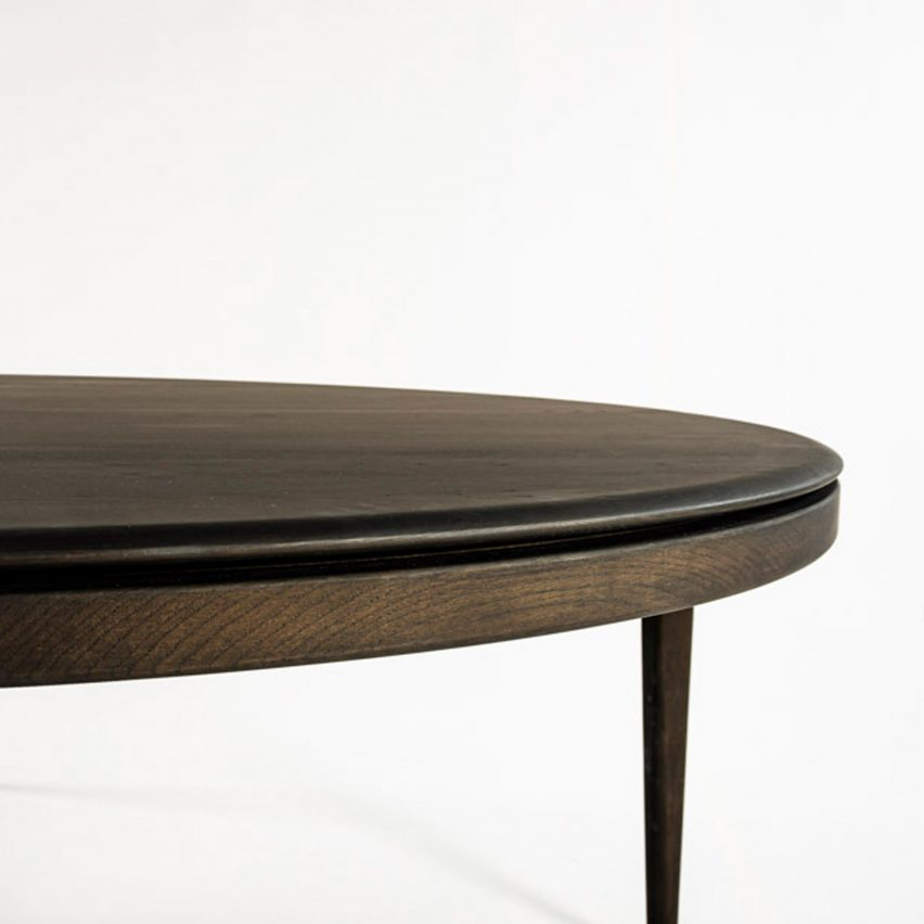 Moon coffee table by Time & Style for Boffi De Padova