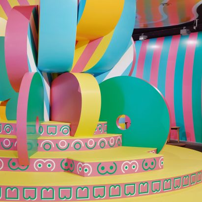 Boudoir Babylon at NGV by Adam Nathaniel Furman and Sibling Architecture