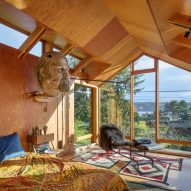 Agate Pass Cabin by Olson Kundig Architects