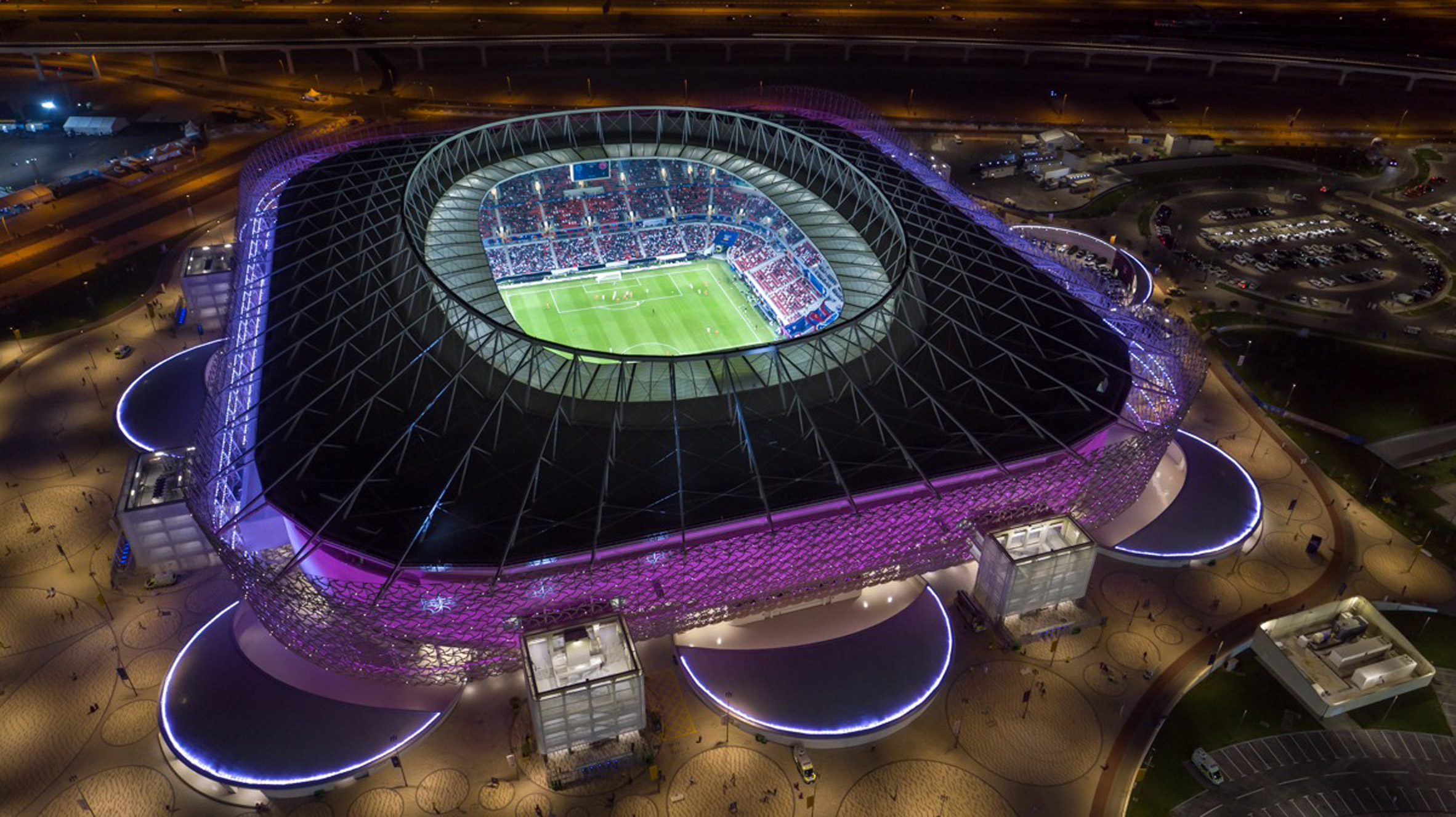 Ahmed Bin Ali Stadium for Qatar World Cup