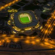 Ahmed Bin Ali Stadium for Qatar World Cup