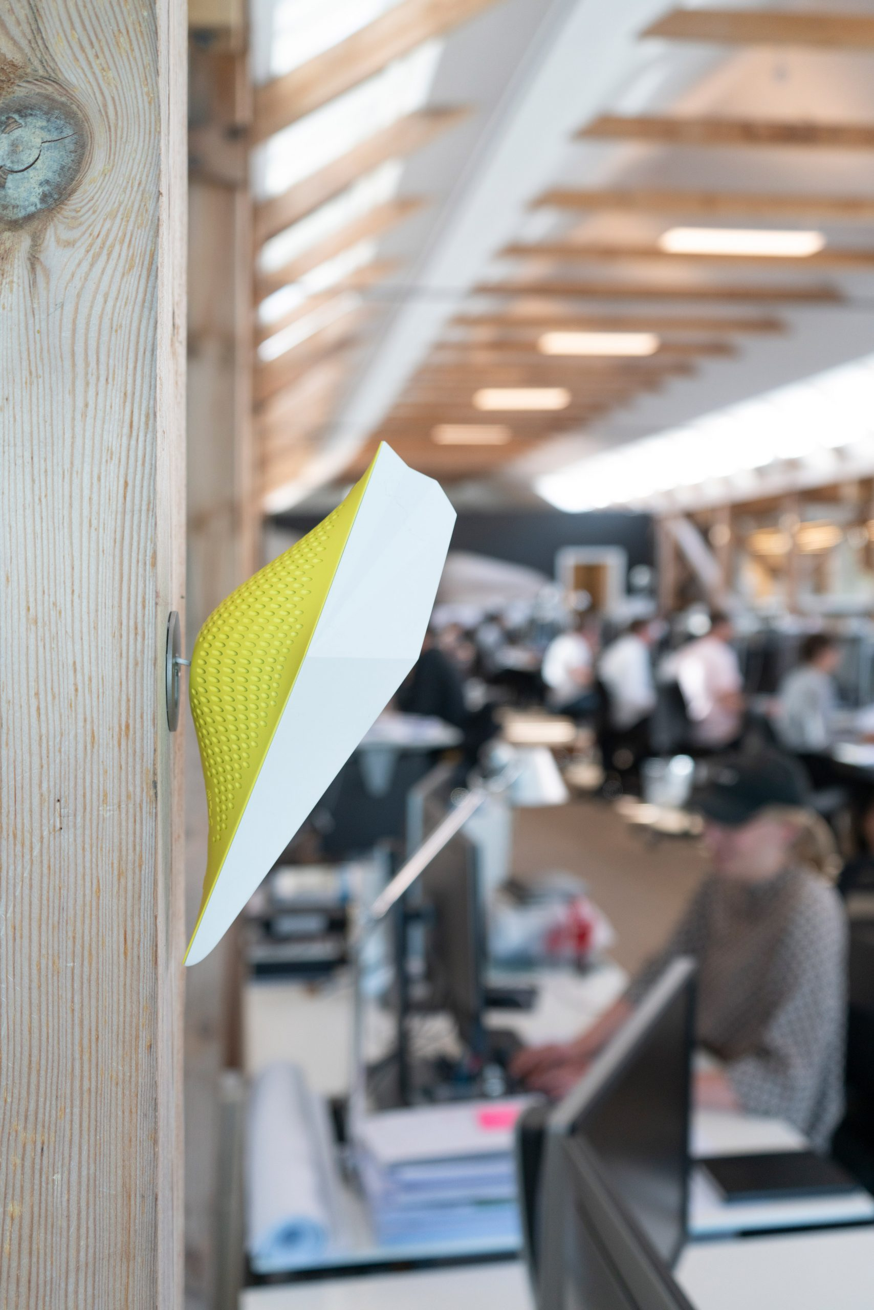 Airbird indoor air quality sensor by GXN