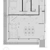 Plans for Hñähñu Multimedia Center by Aldana Sanchez Architects