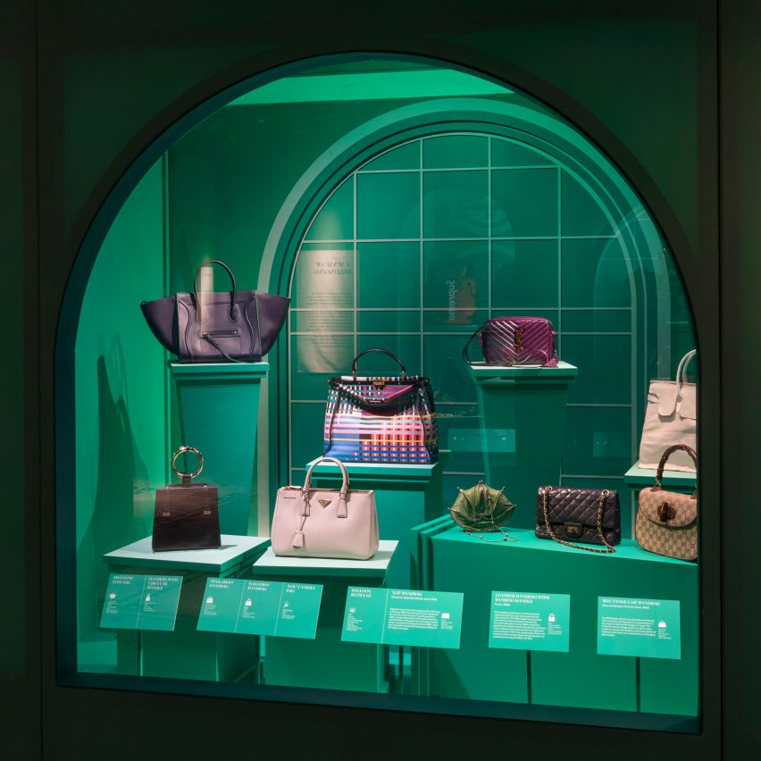 Bags: Inside Out exhibition at the V&A