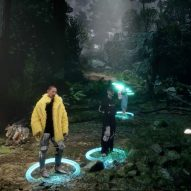 Balenciaga's Afterworld video game takes players to a secret rave in the forest