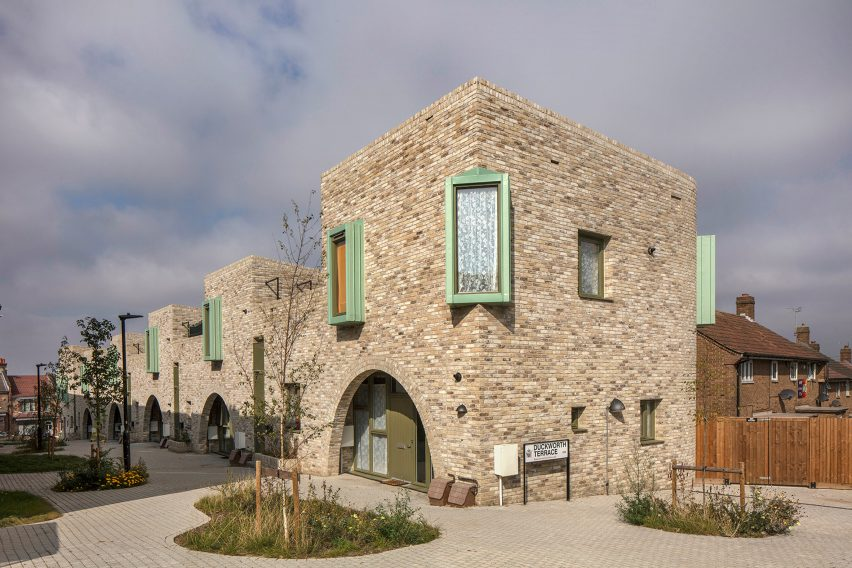 Peter Barber Architects social housing