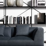 Horizontal Sofa by Time & Style for Boffi De Padova