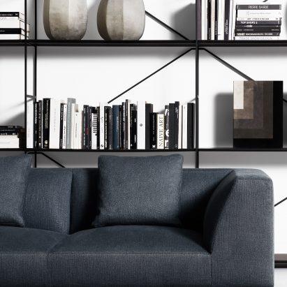 Horizontal Sofa by Boffi De Padova