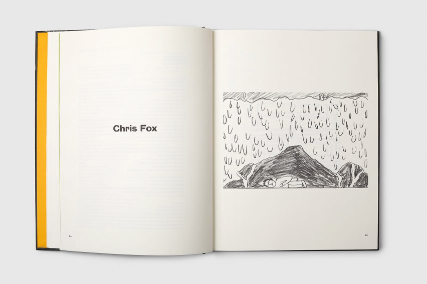 Chris Fox's comic strip for Accumulate London's The Book of Homelessness