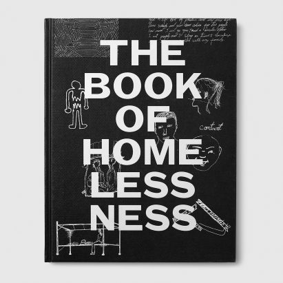Accumulate London's The Book of Homelessness