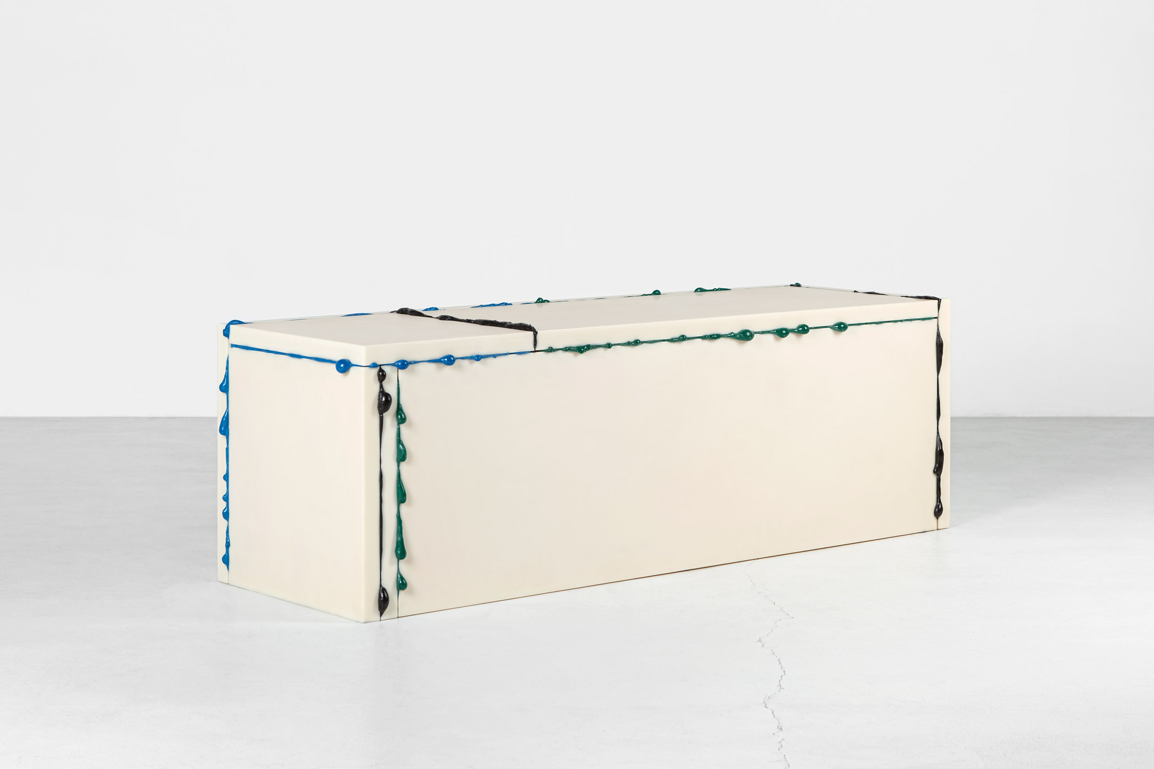 Bench from BSP furniture collection by Donghoon Sohn