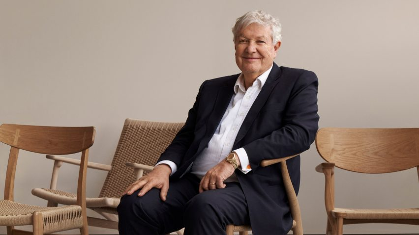 Knud Erik Hansen, CEO of Carl Hansen & Son