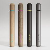 "Carlo Ratti Associati designs ""world's first fully compostable marker"""