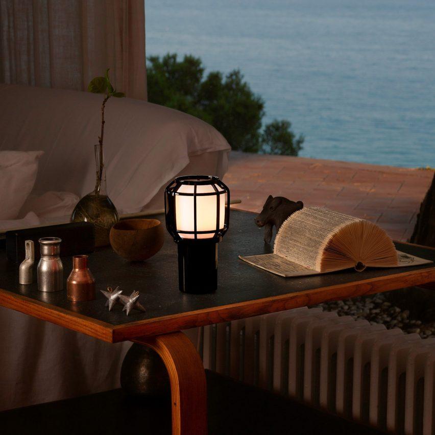 Chispa lamp by Joan Gaspar for Marset