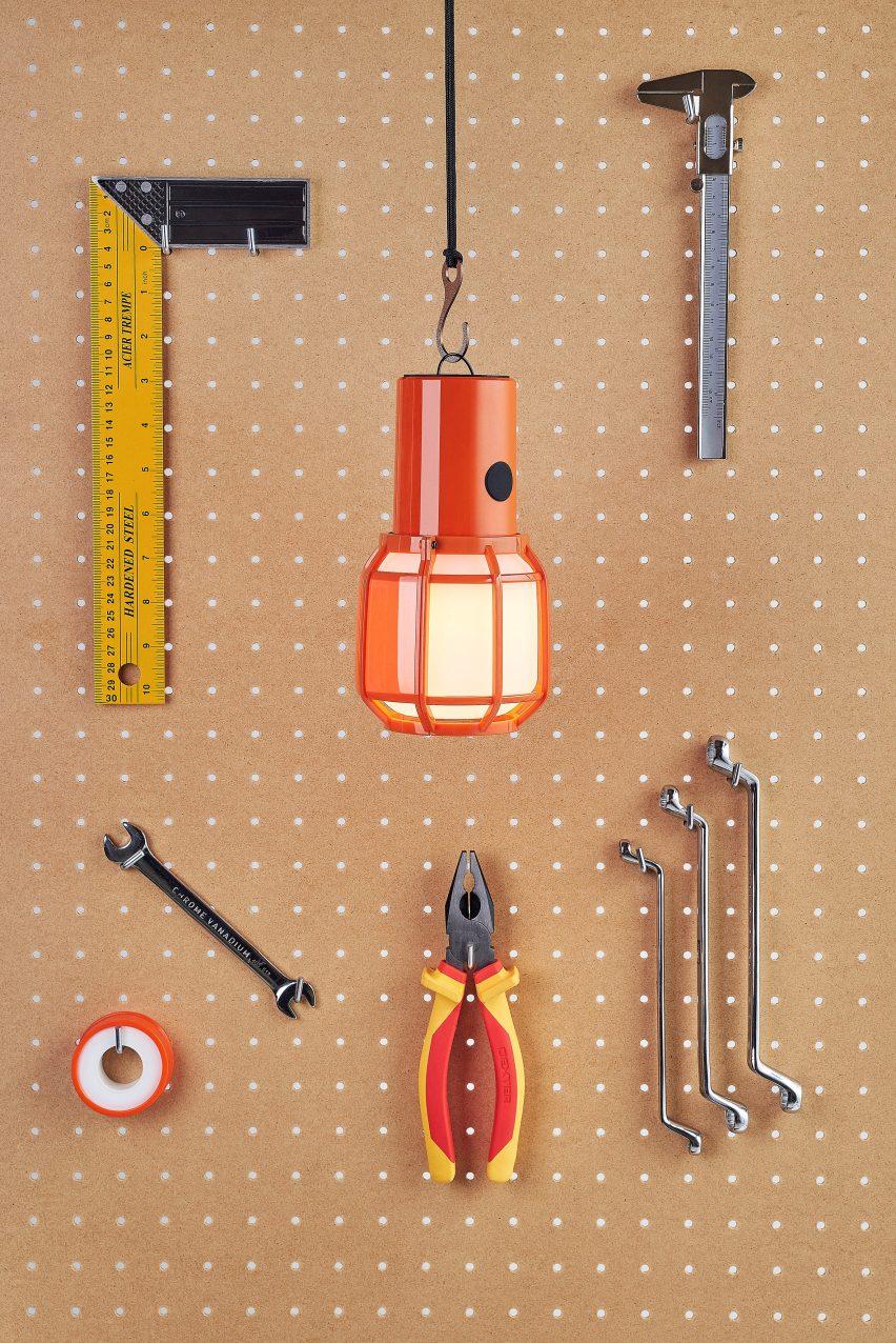 Chispa lamp by Marset and Joan Gaspar