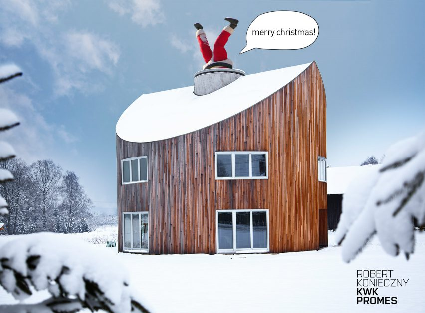 Christmas card by KMK Promes